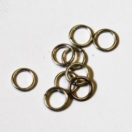 Sterling Silver 7mm Jump Ring