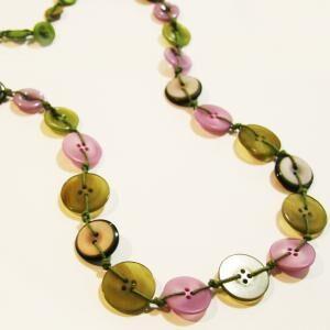 Button Necklace Kit