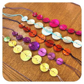 Button Jewellery Workshop