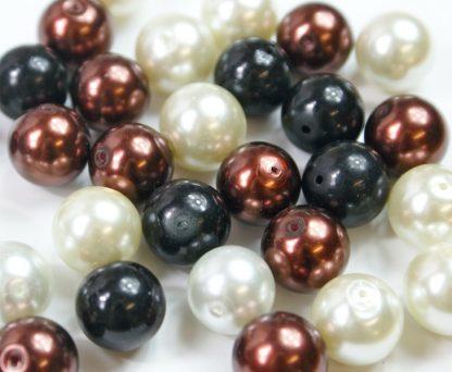 16mm Glass Pearl