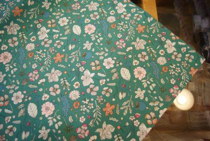 rico flower fabric